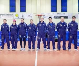Grande giornata per le due squadre del Tennistavolo Norbello in serie A1 (Max Mocci Fotografia