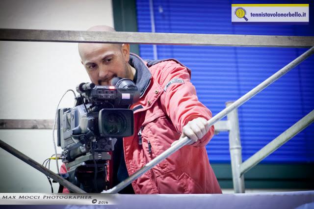 Diretta streaming grazie a Super Tv (Max Mocci Fotografia)
