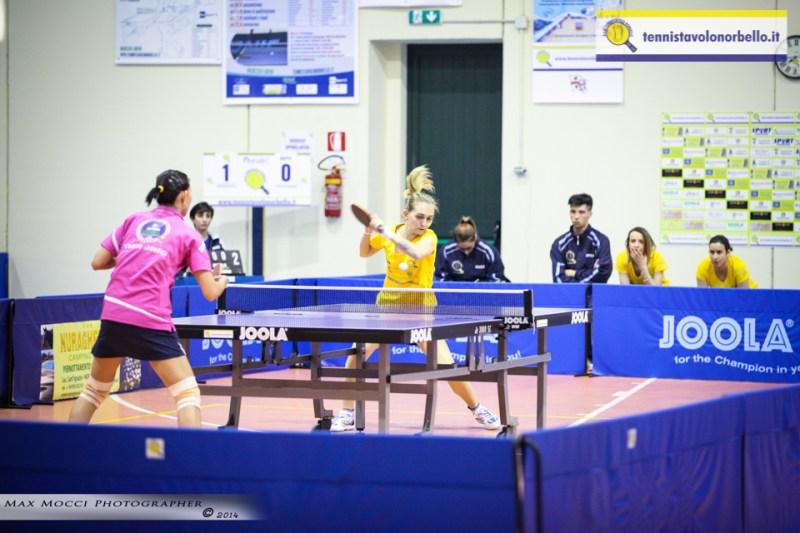 Gara 2 Stefanova vs Tian Jing (Max Mocci Fotografia)