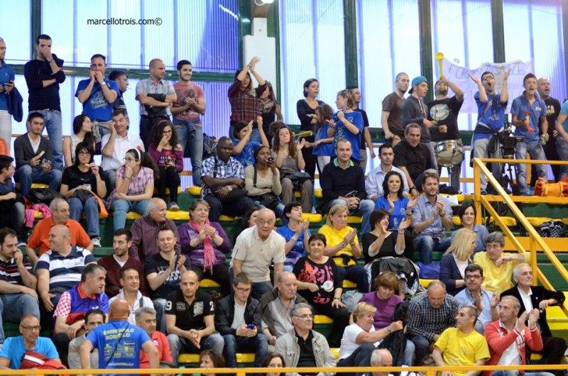 Grande pubblico a Quartu (Foto Marcello Trois)