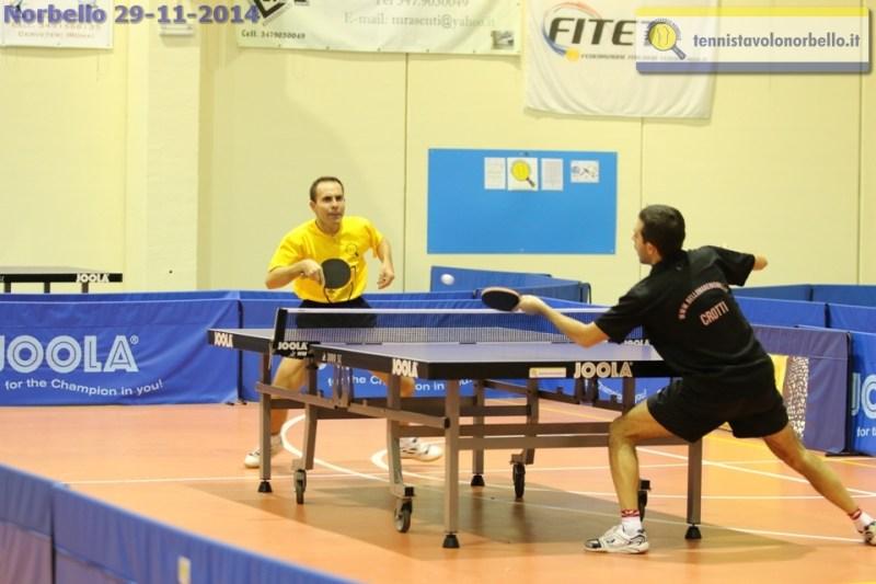 Il match tra Lucesoili e Crotti (Foto Gianluca Piu)