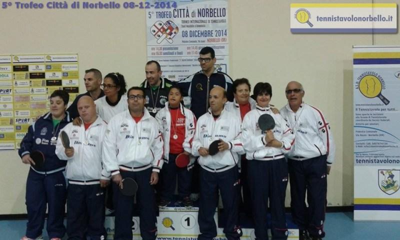 Il podio Special (Foto Gianluca Piu)