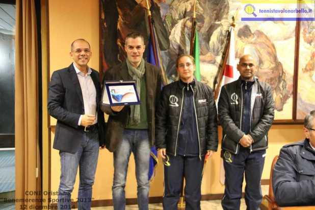 Tennistavolo Norbello 12-12-2014 - 1