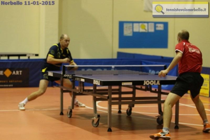 Maxim Kuznetsov affronta Rocca (Foto Gianluca Piu)