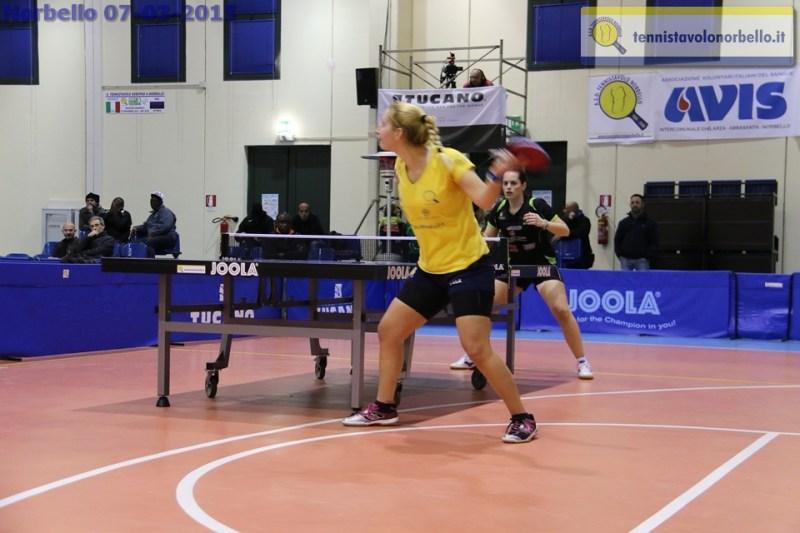 Tennistavolo Norbello 07-03-2015 - 2