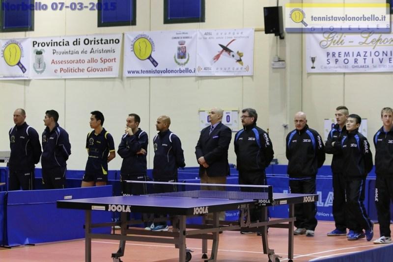 Tennistavolo Norbello 07-03-2015 - 6