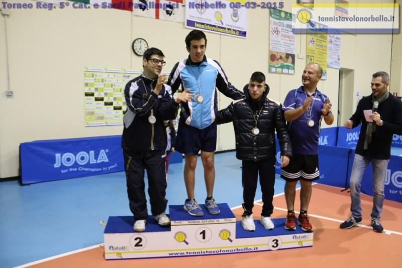 Tennistavolo Norbello 08-03-2015 - 3
