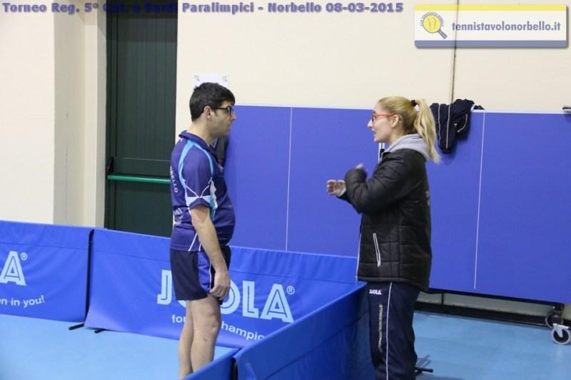 Tennistavolo Norbello 08-03-2015 - 4