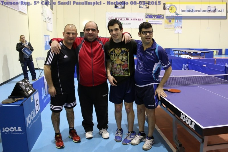 Tennistavolo Norbello 08-03-2015 - 5