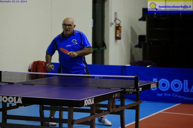 Nazzaro Pusceddu Tennistavolo Norbello