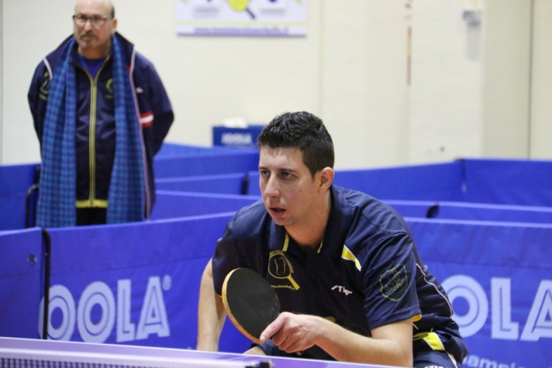 Daniele Sabatino (Foto Gianluca Piu)