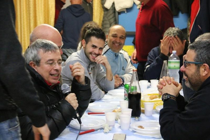 Il gruppo di Paulilatino ospite nella sede
