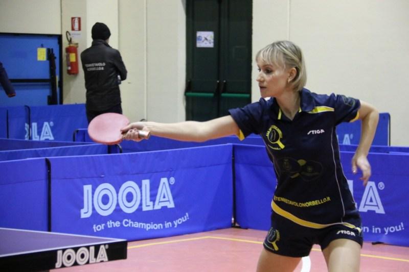Irina Baghina (Foto Gianluca Piu)