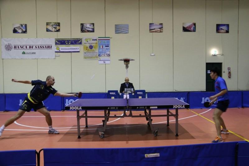 Kuznetsov - Lyu Boliang (Foto Gianluca Piu)