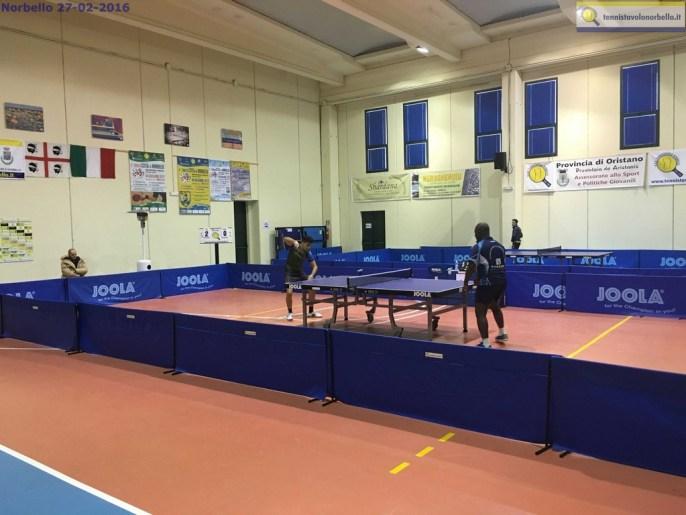 Tennistavolo Norbello 27-02-2016 - 2