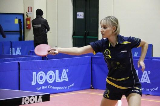 Irina Bàghina (Foto Gianluca Piu)