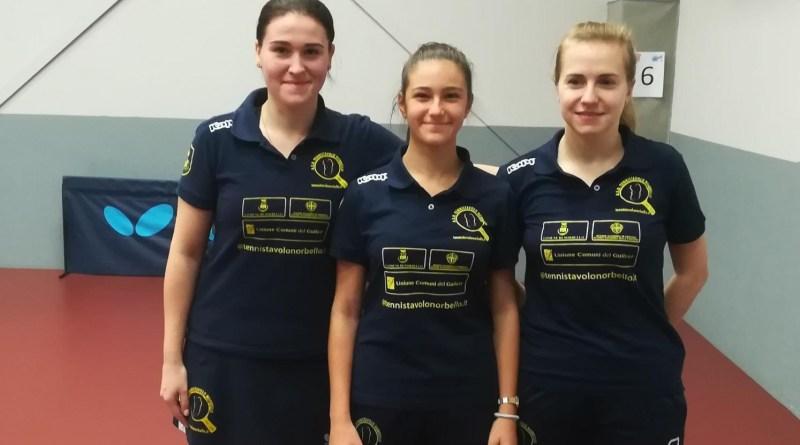 E adesso tuffiamoci nella A1 femminile con un team che incoraggia a sognare