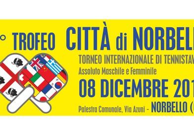 10° Trofeo Città di Norbello – 08 dicembre 2019