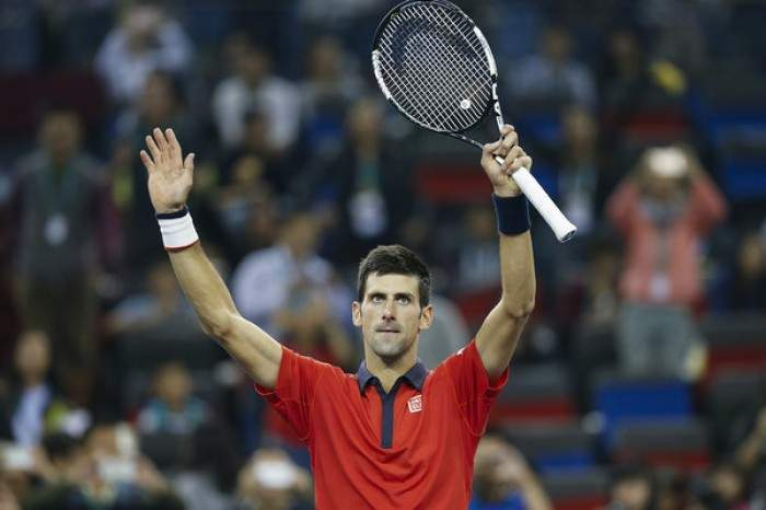 ATP SHANGHAI - Djokovic claims third title in Shanghai and fifth Masters 1000 of the season