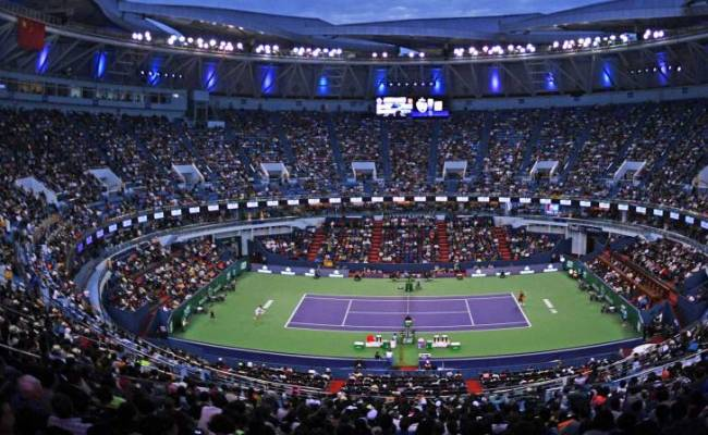 Shanghai Is The Fastest Masters 1000 Event Also More Than