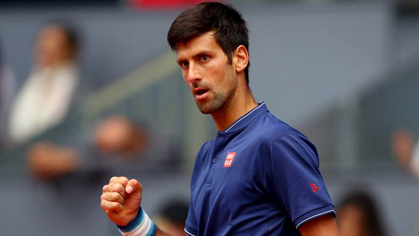 Image result for novak djokovic