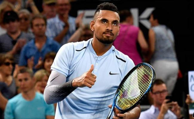 Nick Kyrgios Says Entertaining People Is More Important