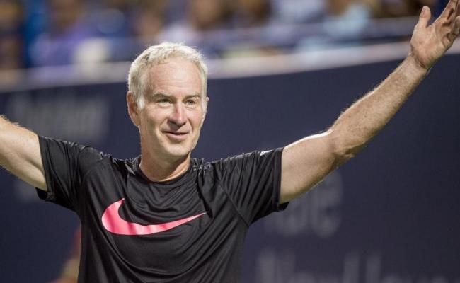 John Mcenroe Tennis Is A Great Way To Make A Living