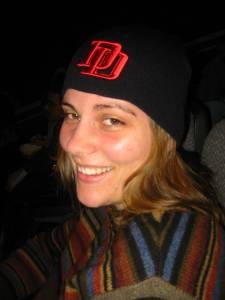 Simone DD hat