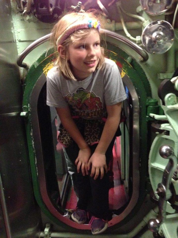 Ruby on a Submarine