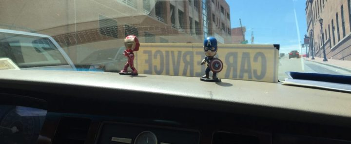 Superhero Dashboard