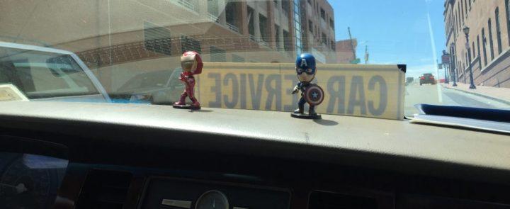 Superhero Dashboard