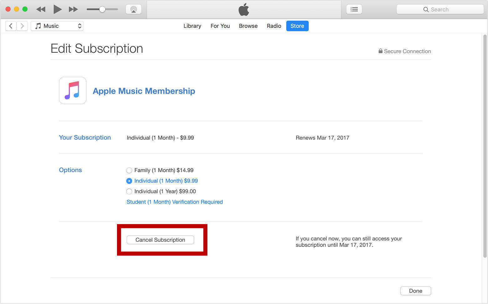 How to Turn off iTunes Match on iPhone and PC, Mac