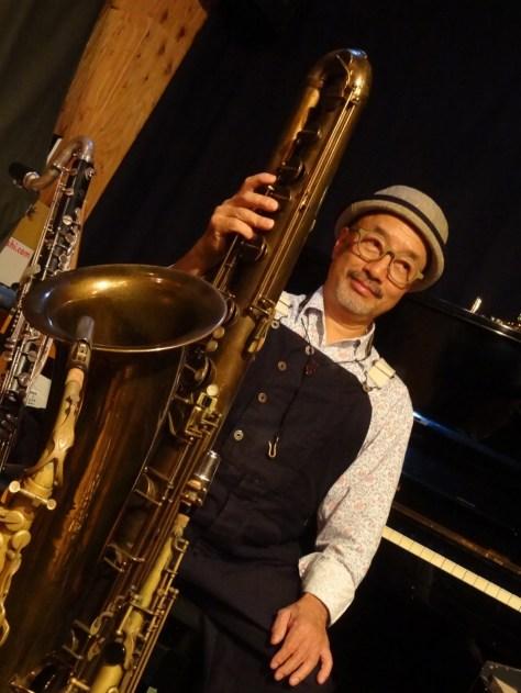 portrait Kazutoki Umezu 1_by Yoko Tada