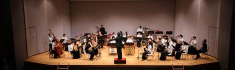 天翔楽団の第13回定期演奏会は終了しました。