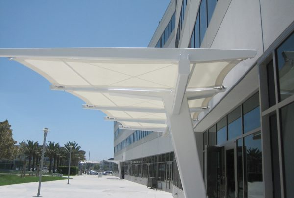 Tensile Fabric Structures Portfolio  Tension Structures
