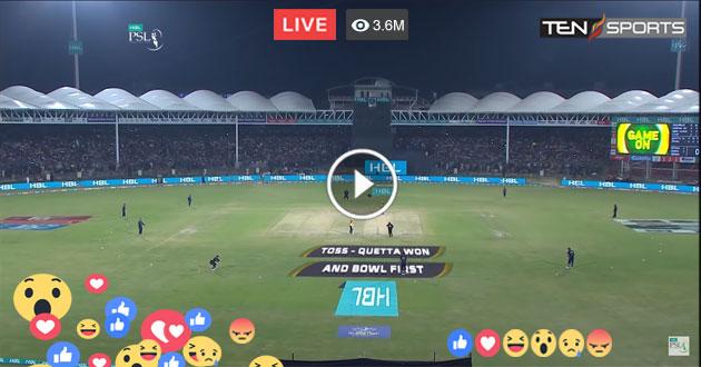 Pakistan Super League 2020 Live Streaming