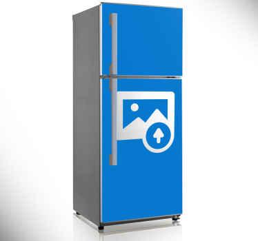kitchen vinyl slab cabinets 乙烯基在厨房墙贴 風格墙壁壁画 tenstickers 个性化照片冰箱贴纸