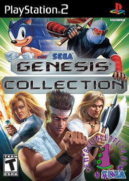 SEGA_Genesis_Collection