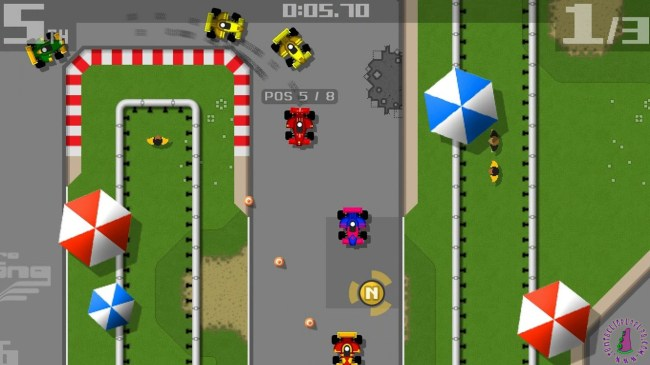 RetroRacing-Ouya