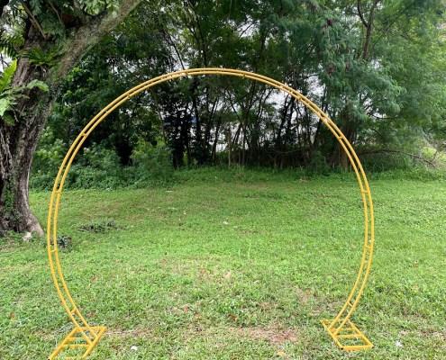Wedding arch-plain