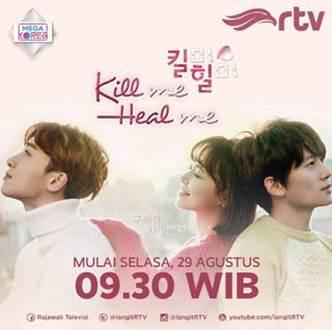 Sinopsis Kill Me Heal Me RTV