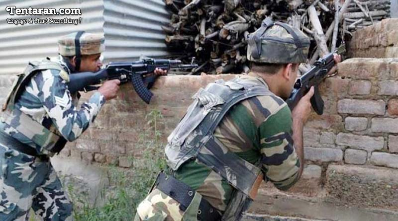 3 soldiers Dead in Terror Attack in Jammu and Kashmir