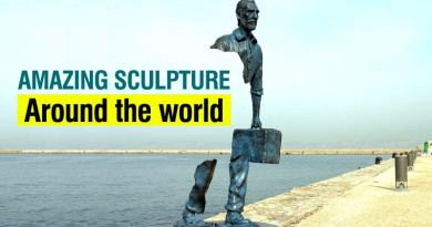 amazing sculpture around the world