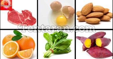 Food for hair Eat your way to healthy hair