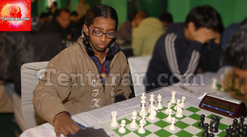 R Vaishali - The Chess Champion