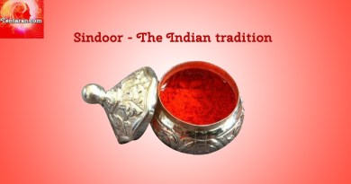 why do women wear sindoor