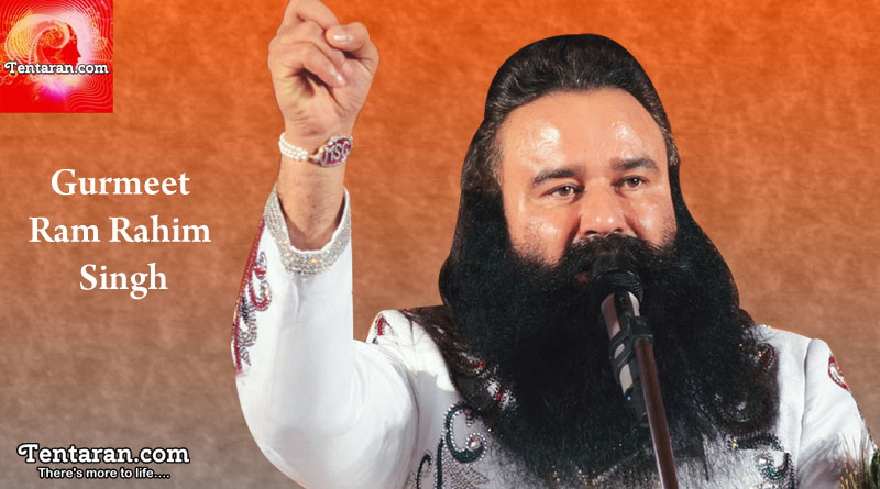 Gurmeet Ram Rahim sentenced to 20 years  jail term in rape case