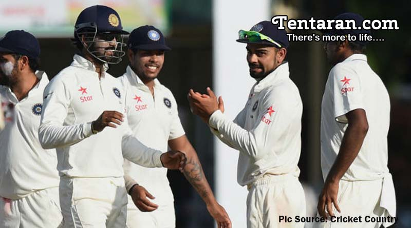 India Blow Away Sri Lanka on Day 2
