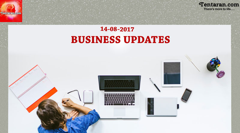 India business news headlines 14th August
