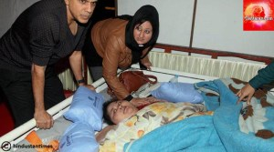 Once 'world's heaviest woman' – Eman Ahmed died yesterday in Abu Dhabi